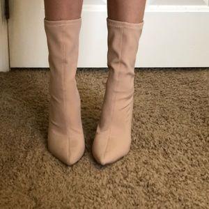 Tight Sock Boots